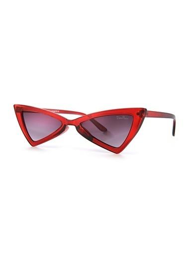 Della Pianto Güneş Gözlüğü Mürdüm